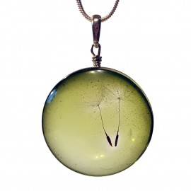 A Wish Green Pendant